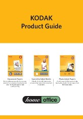 Kodak Product Guide